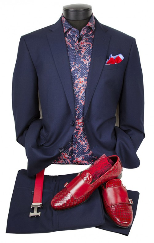 A Complete Look for the FSB Man! Hook-Up #444 a