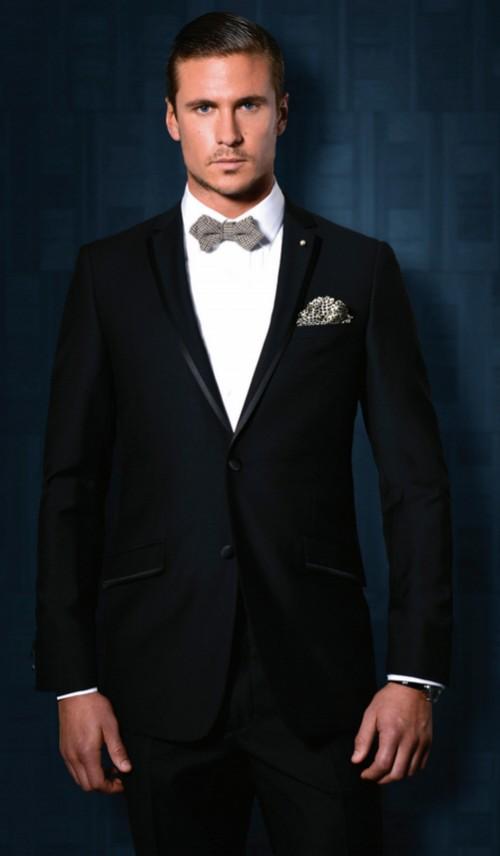 Tiglio Lux Slim Fit Men's Tuxedo - ASTI TUXEDO