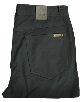 Enzo Denim Collection Mens Jeans - Leo-2 - Black