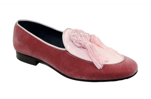 Duca by Matiste Men's Shoes - Made in Italy - Venezia - Pink