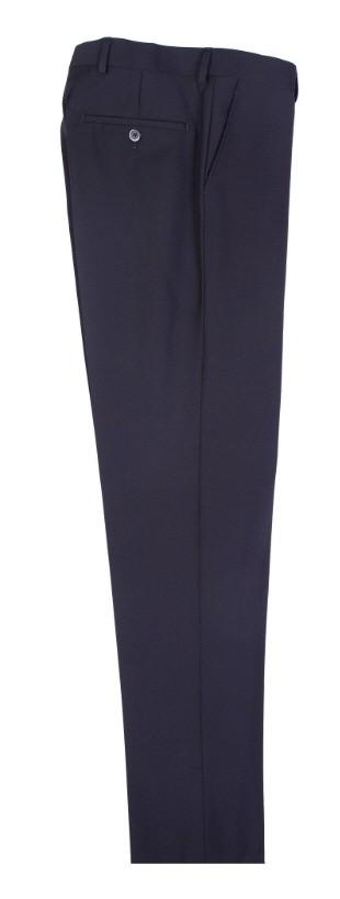 Tiglio Men's Slim Fit Pants - Black