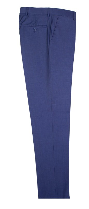 Tiglio Men's Slim Fit Pants - New Blue