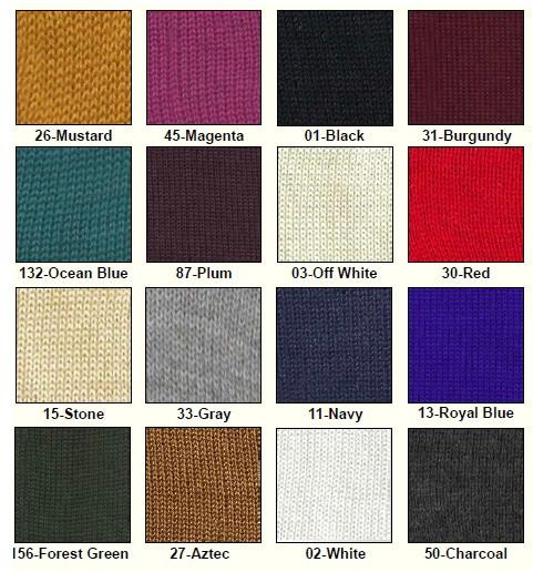 Men's L/S Knit by Inserch / Merc - Turtleneck / All Colors