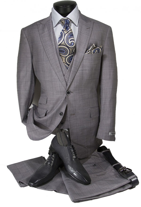 A Complete Look for the FSB Man!  Hook-Up #155 a