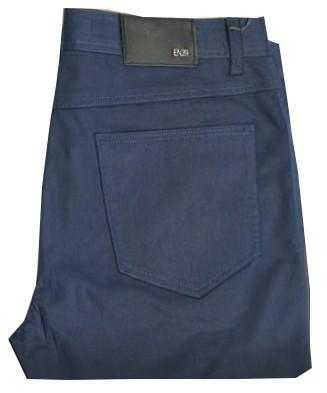 Enzo Denim Collection Men's Jeans - Alpha-173 Ink Blue Teak