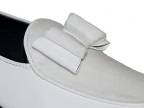 Duca by Matiste Men's Shoes - Made in Italy - Amalfi White b