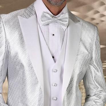 Men's Tux - Slim Fit - Bellagio-20 White b