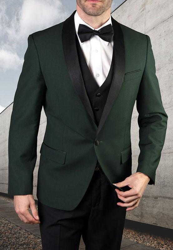 Men's Tux - Tailored Fit - Encore Hunter a