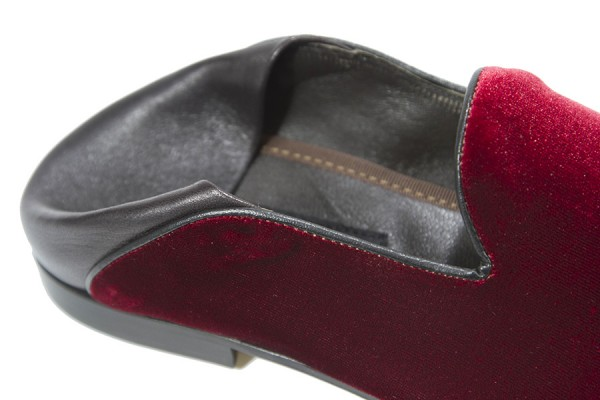 Giovanni Marquez Men's Shoes - Vell Rosso Wine e