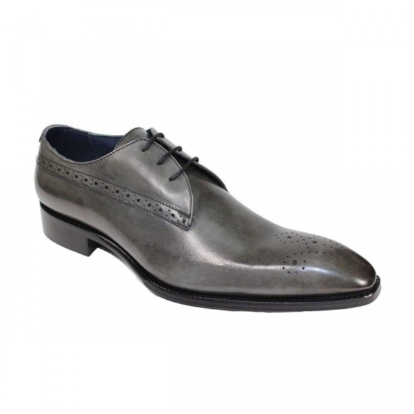 Duca by Matiste Men's Shoes - Made in Italy - Ravello - Grey