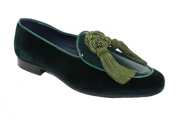 Duca by Matiste Men's Shoes - Made in Italy - Venezia - Green