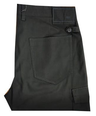 Enzo Denim Collection Mens Jeans - Zurich-1 - Cargo Pocket Black