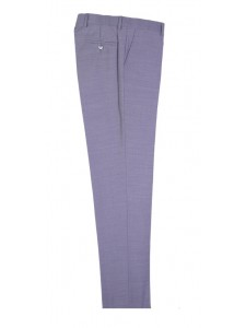 Tiglio Men's Slim Fit Pants - Lt Gray