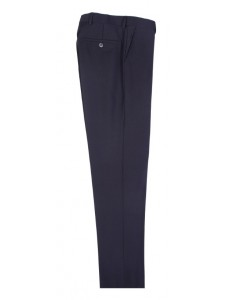 Tiglio Men's Slim Fit Pants - Black