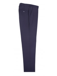 Tiglio Men's Slim Fit Pants - Navy