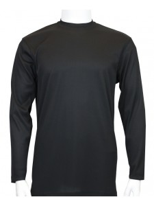 Bassiri L/S Mens Knit - Black
