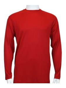Bassiri L/S Mens Knit - Red