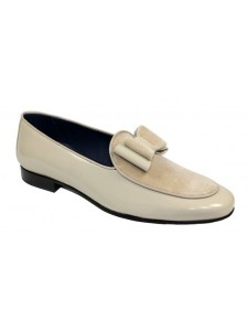 Duca by Matiste Men's Shoes - Made in Italy - Amalfi Champagne