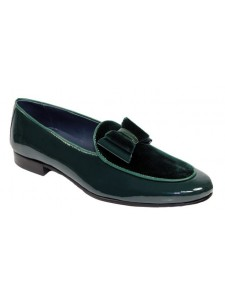 Duca by Matiste Men's Shoes - Made in Italy - Amalfi Green