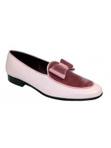 Duca by Matiste Men's Shoes - Made in Italy - Amalfi Pink