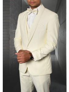 Men's Tux - Tailored Fit - Caesar Off White
