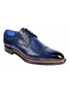 Men's Shoes by Emilio Franco - Dino Navy