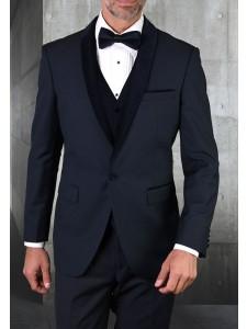 Men's Tux - Tailored Fit - Encore-V Navy