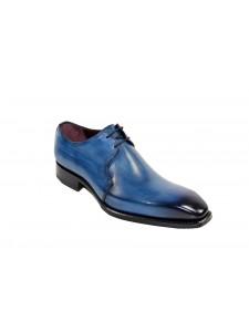 Men's Shoes by Emilio Franco - Blue