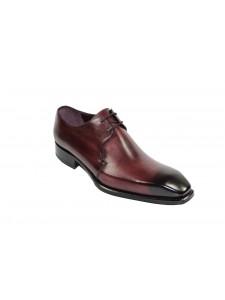 Men's Shoes by Emilio Franco - Burgundy