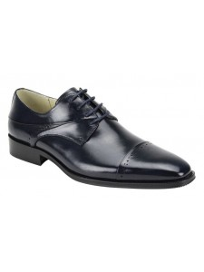 Hudson Men's Shoe by Giovanni - Navy