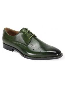 Joel Men's Shoe by Giovanni - Green