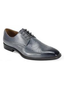Joel Men's Shoe by Giovanni - Grey