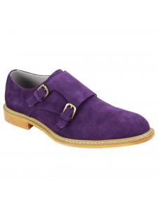 Kasey Slip-On Men's Shoe by Giovanni - Purple