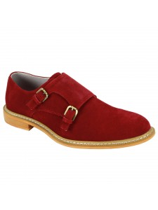 Kasey Slip-On Men's Shoe by Giovanni - Wine
