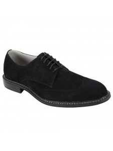 Kennedy Lace-Up Men's Shoe by Giovanni - Black