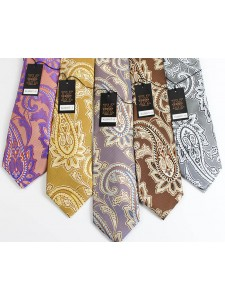 Men's Silk Tie and Pocket Square Set by Verse 9 - KUWAIT 6-10