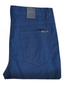 Enzo Denim Collection Mens Jeans - Leo-3 - Blue