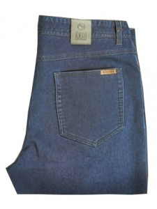 Enzo Denim Collection Mens Jeans - Leo-5 - Dk Blue Denim