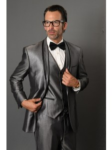 Men's Tux - Modern Fit - Rio Gray