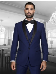 Men's Formal Tux - Modern Fit - Sapphire