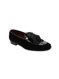 Duca by Matiste Men's Shoes - Made in Italy - Venezia-Black