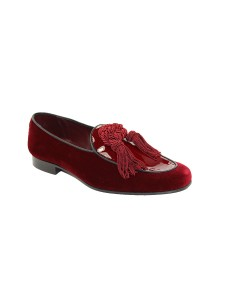 Duca by Matiste Men's Shoes - Made in Italy - Venezia - Burgundy