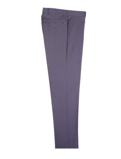 Tiglio Men's Slim Fit Pants - Gray