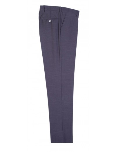 Tiglio Men's Slim Fit Pants - Charcoal Gray