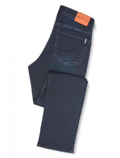 International Laundry Men's Denim Jean Collection - Dark Blue Denim