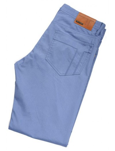 Tiglio Men's Jeans - Blue