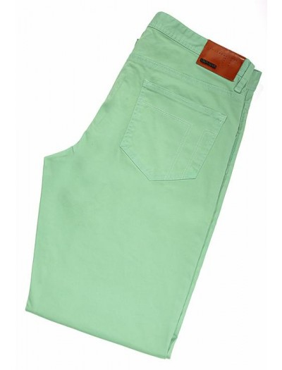 Tiglio Men's Jeans - Green