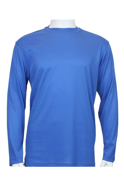 Bassiri L/S Mens Knit - Royal
