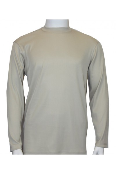 Bassiri L/S Mens Knit - Tan