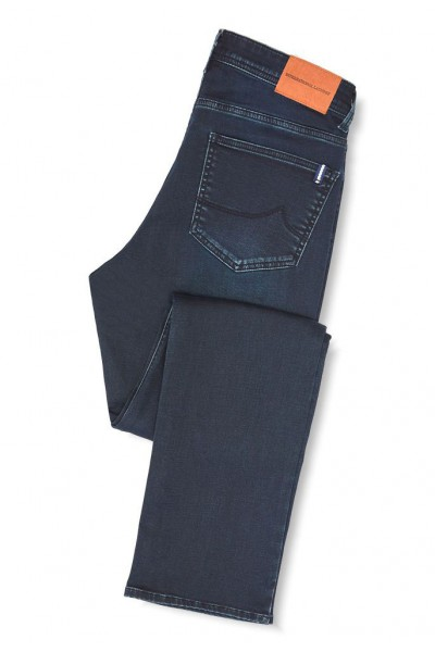 International Laundry Men's Denim Jean Collection - Dark Blue Denim